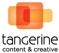 Tangerine Content and Creative logo